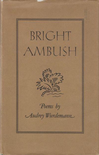 New York, NY: John Day Company. Very Good in Good dust jacket. 1934. First Edition. Hardcover. Autho...