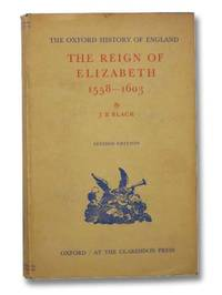 image of The Reign of Elizabeth 1558-1603 (The Oxford History of England)