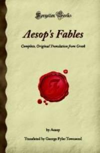 image of Aesop's Fables: Complete, Original Translation from Greek (Forgotten Books)