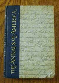 Annals of America: Volume I 1493-1754 Discovering A New World by  ed  Mortimer J. - Hardcover - 1968 - from Merriman Trading Company and Biblio.com