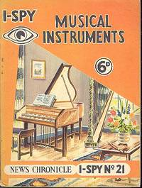 I-Spy Musical Instruments [ I-Spy No.21 ].
