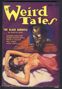 Winged Death in Weird Tales March 1934