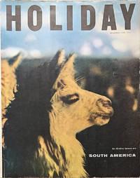Holiday Magazine.  1956 - 11. (November).