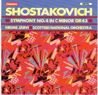 Symphony No.4 in C Minor, Op.43 [CD - Music Compact Disc]