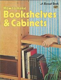 image of How to Make Bookshelves & Cabinets