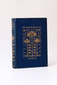 The Stolen Bacillus by H.G. Wells - 1st Edition - 1895 - from Hyraxia (SKU: 8829)