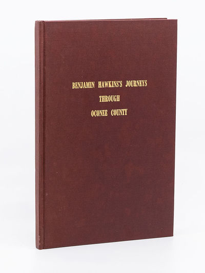 (Walhalla: Oconee County Library, 1973. First Edition, First Printing. Hardcover. Fine in original m...