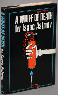 A WHIFF OF DEATH by  Isaac Asimov - Hardcover - First hardcover edition - [1968] - from John W. Knott, Jr., Bookseller, ABAA/ILAB and Biblio.com