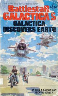 Galactica Discovers Earth Battlestar Galactica 5