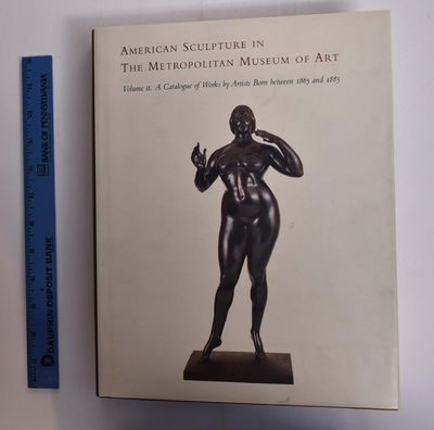New York: The Metropolitan Museum of Art, 2001. Hardcover. VG+/VG- dustjacket have removable vinyl c...