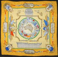 image of Le Geographe (silk scarf)