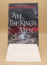 image of All the King's Men (with author's laid in signature)
