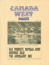 Canada West Magazine, Volume 3, Number 2, Summer 1971