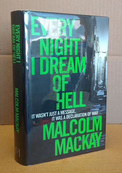 London: Mantle, 2015. First Edition, First Printing. Hardcover. Octavo; VG/VG; black spine with gree...