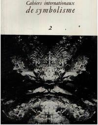 image of Cahiers internationaux de symbolisme n° 2
