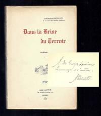 DANS LA BRISE DU TERROIR. Signed / Dédicacé