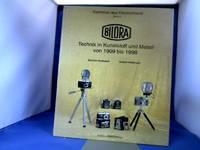 Bilora : Technik in Kunst und Metall 1909 - 1998. Rudolf Hillebrand (Fotos), Kameras aus...
