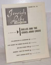 image of Jewish life, a progressive monthly, Dec, 1953, vol. 8, no. 2 (86)