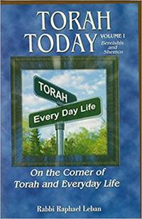 Torah Today: Turn the Torah's Wisdom Into Your Successful Guide to Everyday Life (ON THE...