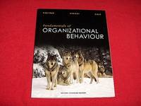 Fundamentals of Organizational Behaviour [Second Canadian Edition]