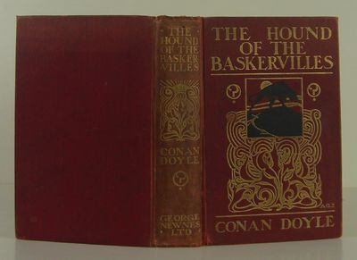 George Newnes, Limited, 1902. 1st Edition. Hardcover. Very Good/No Jacket. Very good in original red...