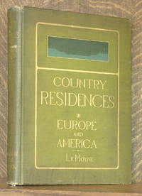 image of COUNTRY RESIDENCES IN EUROPE AND AMERICA