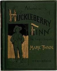 image of Adventures of Huckleberry Finn