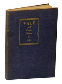 Vale and Other Poems