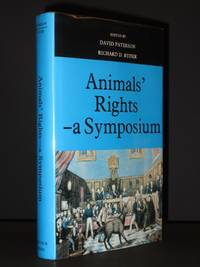 Animals' Rights - A Symposium [SIGNED]