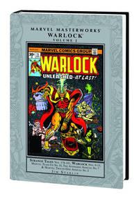 image of Warlock: Marvel Masterworks Volume 2 (First Edition)