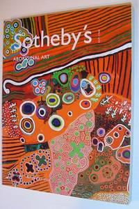 Sotheby's Aboriginal Art - Sydney, 28-29 July, 2003