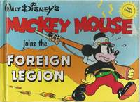Walt Disney's Mickey Mouse joins the Foreign Legion