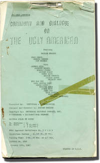 The Ugly American (Post-production script for the 1963 film)