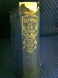 Letters to Various Persons  [1st ed.]
