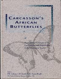 carcasson s african butterflies ackery pr smith cr vane wright r