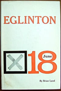 Eglinton: The Election Study of a Federal Constituency