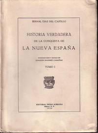 Historia Verdadera De La Conquista De La Nueva Espana - 3 Volumes