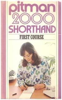 image of PITMAN 2000 SHORTHAND