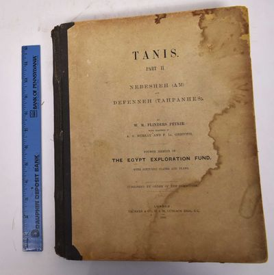 London: Trubner & Co, 1888. Hardcover. G+; ; Covers showing past water damage. Front cover is bowed ...