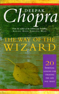 image of The Way Of The Wizard: 20 Lessons for Living a Magical Life