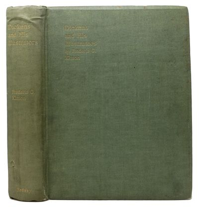 London: George Redway, 1899. 1st edition. Period three-quarter dark brown leather with marbled paper...