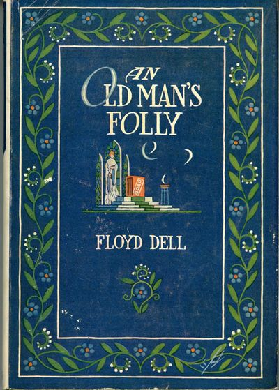 New York: George H. Doran Company, 1926. Octavo, pp. vii-viii 11-363 , title page printed in green a...