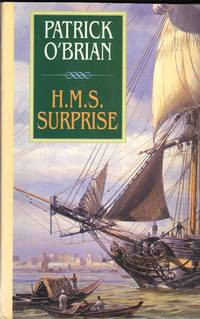 H.M.S. SURPRISE by Patrick O'BRIAN - Hardcover - Large Print Edition - 2000 - from Military Bookshop and Biblio.com
