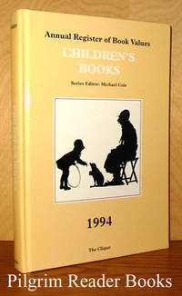 image of Annual Register of Book Values: Children's Books, 1994