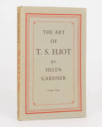 The Art of TS. Eliot T. S.