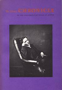 Lewis Carroll at Texas. The Library Chronicle
