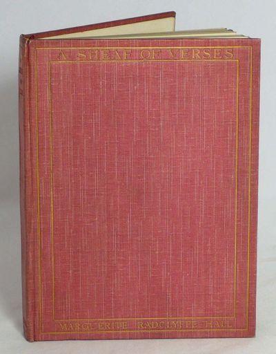 London: John and Edward Bumpus Ltd., 1908, 1908. First edition. NCBEL IV, 596. Cloth a little soiled...