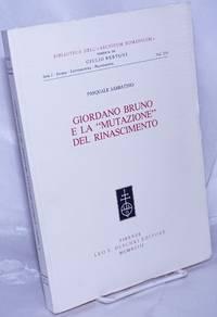 image of Giordano Bruno e la