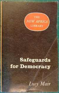 Safeguards for Democracy