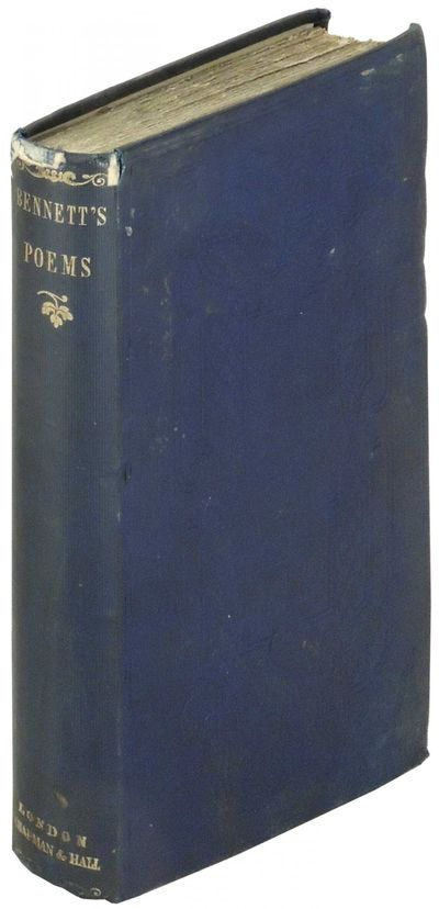 London: Chapman and Hall, 1850. Hardcover. Very Good. Hardcover. Presentation Copy from the author: ...
